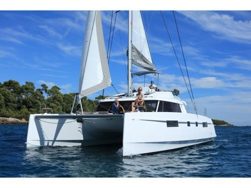 Catamarano Nautitech 46 Fly (2020)