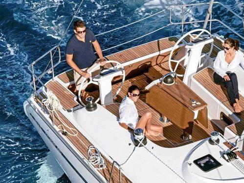 Segelboot Bavaria Cruiser 46 · 2014