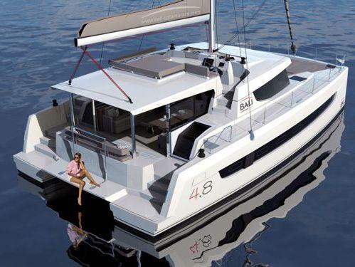 Catamaran Bali 4.8 · 2020