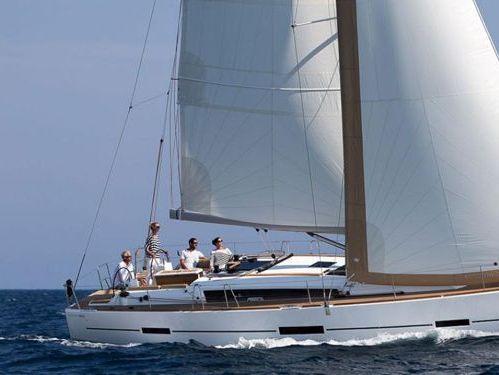 Sailboat Dufour 460 Grand Large (2020)