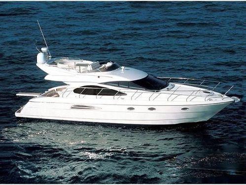 Imbarcazione a motore Astondoa 54 (2005)
