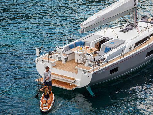 Segelboot Beneteau Oceanis 461 · 2020