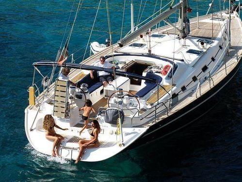Barca a vela Ocean Star 56.1 (2004)