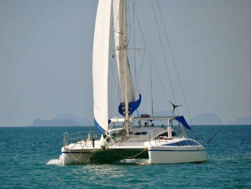 Catamarán Custom Built · 1997
