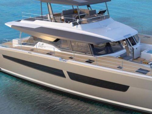 Motor Catamaran Fountaine Pajot 67 · 2020