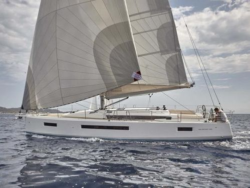 Barca a vela Jeanneau Sun Odyssey 49 (2020)