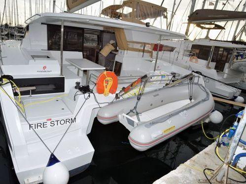 Catamaran Fountaine Pajot Astrea 42 (2019)