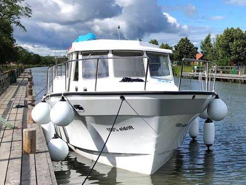 Motorboot Naviga Nordica T 40 (2019)