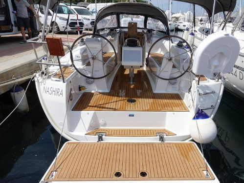 Sailboat Bavaria Cruiser 34 · 2019