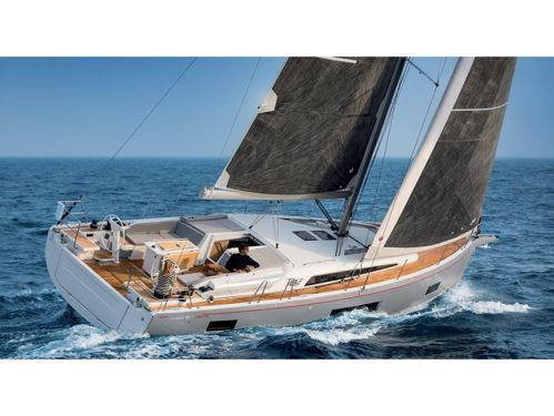 Sailboat Beneteau Oceanis 46.1 · 2020