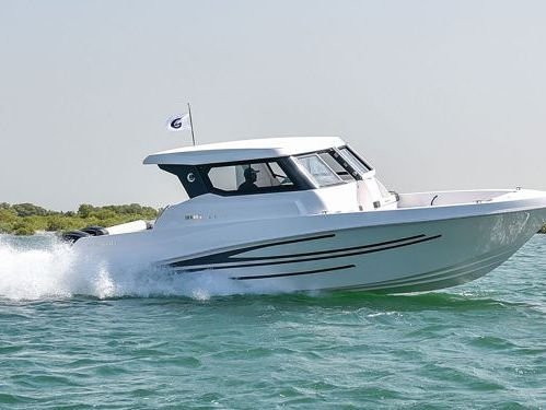 Sportboot Silvercraft 31HT (2017)