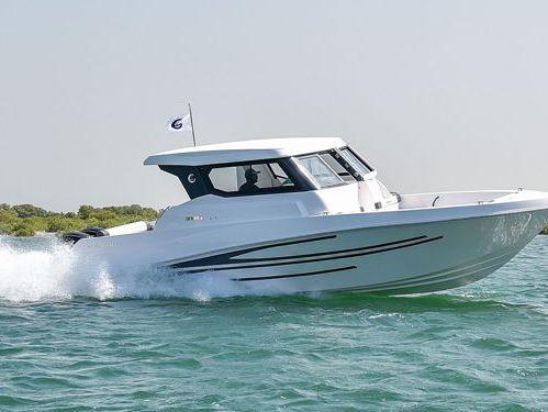 Sportboot Silvercraft 31HT · 2017