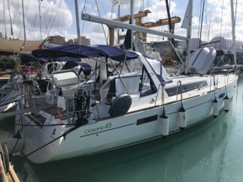 Segelboot Beneteau Oceanis 45 (2019)
