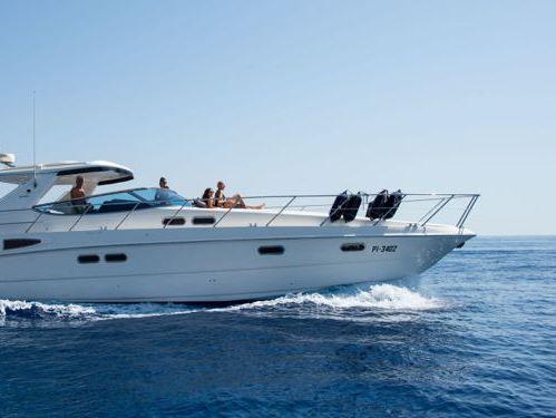Barco a motor Sealine S 48 · 2004