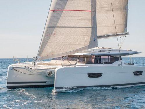 Catamarano Fountaine Pajot Astrea 42 (2020)