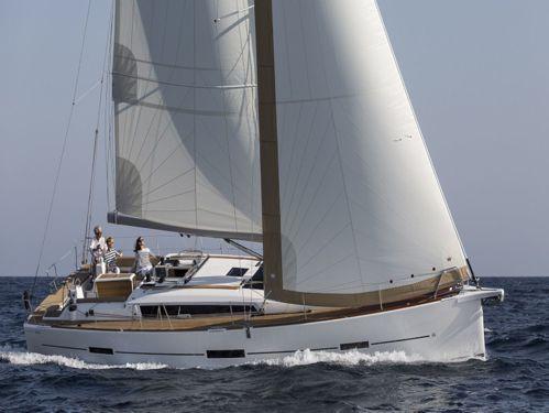 Barca a vela Dufour 460 (2020)