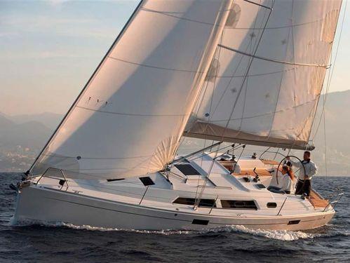Sailboat Hanse 350 · 2011