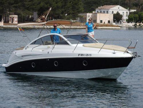 Motorboat Beneteau Monte Carlo 27 · 2008