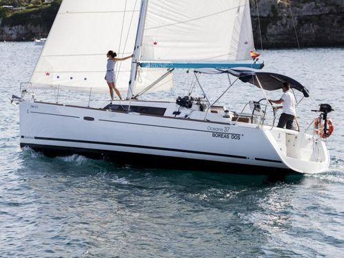 Barca a vela Beneteau Oceanis 37 (2012)