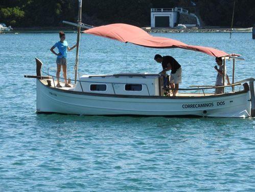 Speedboat Menorquin 36 · 2004