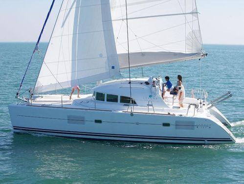 Catamaran Lagoon 380 · 2009