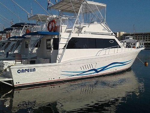 Motorboot Myabca 45 TR · 2011