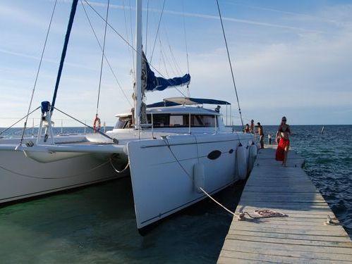 Catamaran Fountaine Pajot Eleuthera 60 · 2011