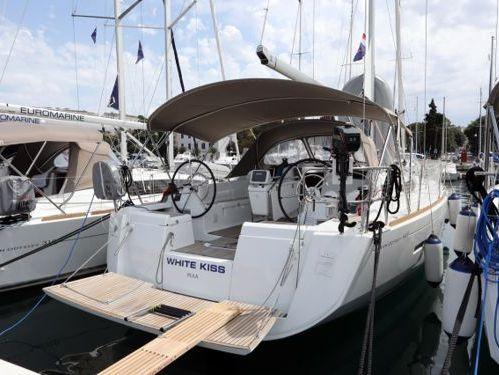 Barca a vela Jeanneau Sun Odyssey 449 (2017)