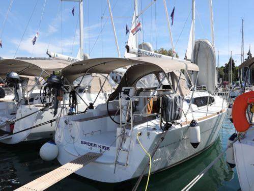 Barca a vela Jeanneau Sun Odyssey 319 (2018)