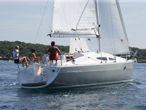 Sailboat Elan Impression 344 · 2006
