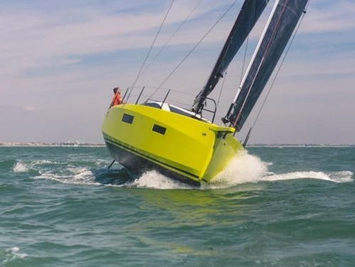 Segelboot RM 1180 · 2019