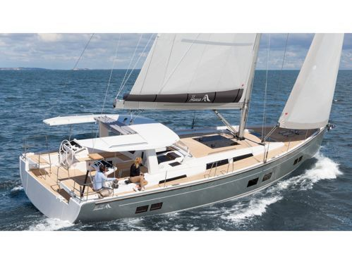 Barca a vela Hanse 588 · 2020