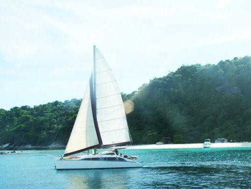 Katamaran Catamaran 40 · 1995