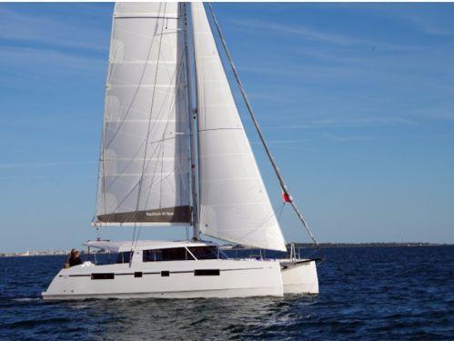 Catamaran Nautitech 46 Open (2020)