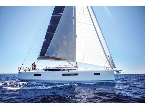 Sailboat Jeanneau Sun Odyssey 410 · 2020