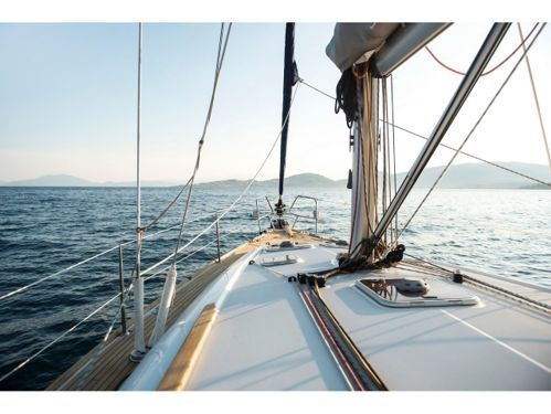 Barca a vela Jeanneau Sun Odyssey 42i · 2008