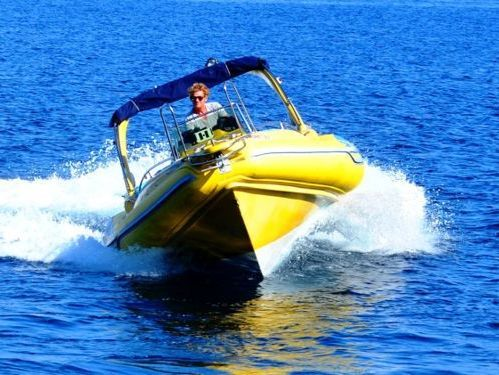 Sportboot Stinger 570 · 2009