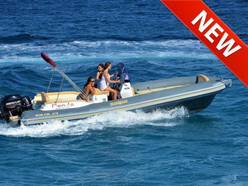Imbarcazione a motore Salpa Soleil 20 (2018)