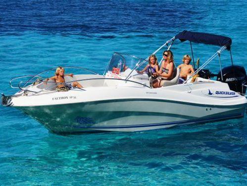Sportboot Quicksilver Commander 635 · 2012
