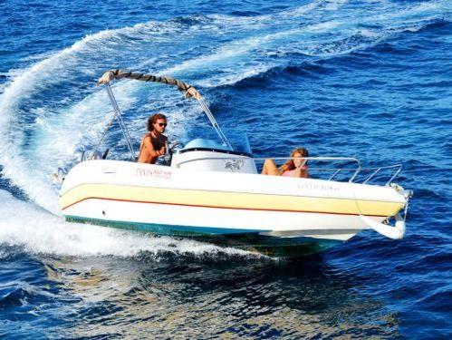 Motorboot Aquamar Samoa 161 · 2015