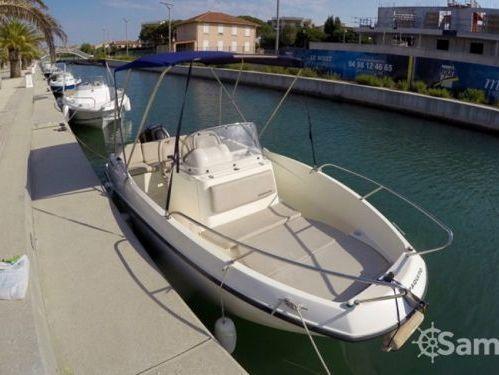 Motorboat Quicksilver Activ 605 Open (2018)