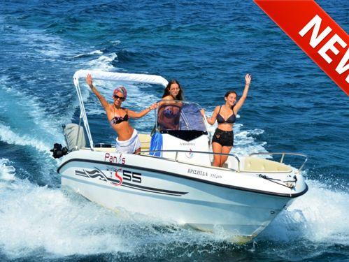 Sportboot Adria 12 · 2018