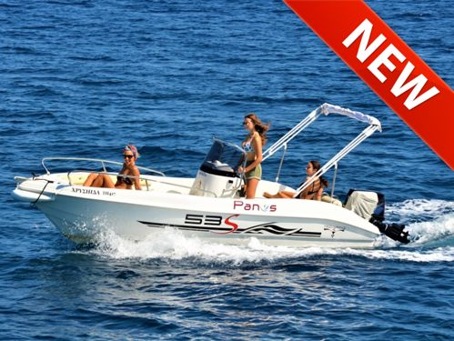 Sportboot Adria 11 · 2018