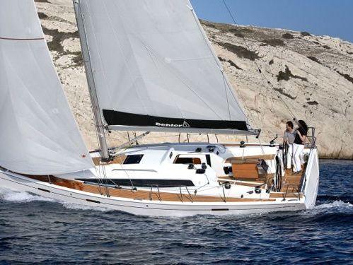 Sailboat Dehler 38 · 2020