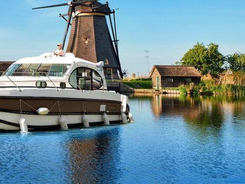 Houseboat Nicols Estivale Quattro · 2021