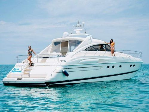 Imbarcazione a motore Princess 65 · 2004