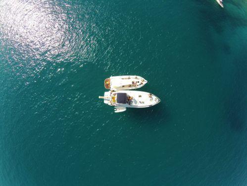 Motorboat Raffaelli Yacht Storm · 1992