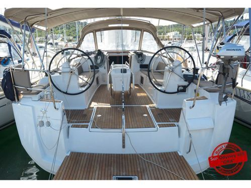 Barca a vela Jeanneau Sun Odyssey 469 (2015)
