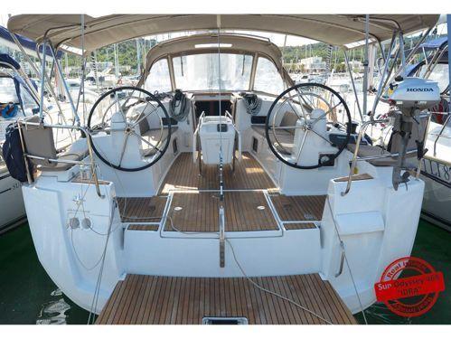 Zeilboot Jeanneau Sun Odyssey 469 · 2015