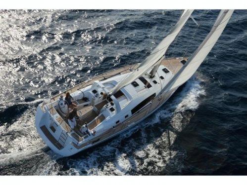 Velero Beneteau Oceanis 50 Family · 2012